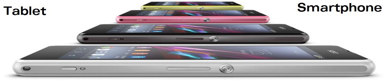 Tablet oder Smartphone?